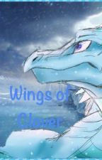 Wings of Clover!  by LibraWings