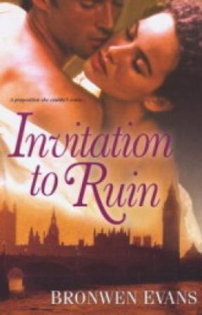 EXCERPT - Invitation to Ruin by BronwenEvans