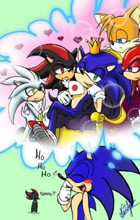 Sonic yaoi