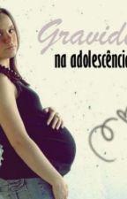 GRAVIDEZ NA ADOLESCÊNCIA  by flavinhalorena