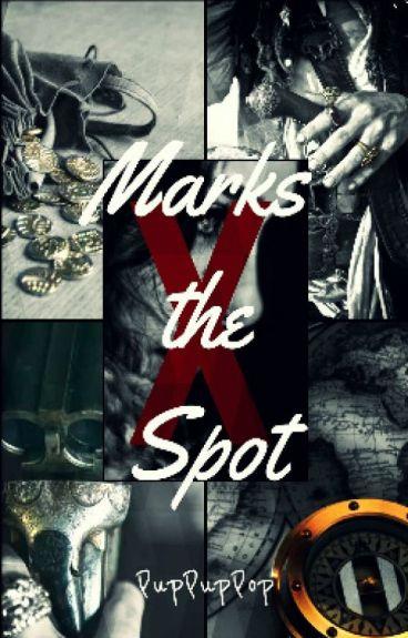 Ex Marks The Spot by PupPupPop