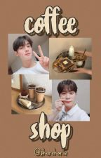 Coffee Shop ; Binwoo ‹ ASTRO › by rawr_honeymoon