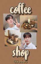 【Coffee Shop】≪ASTRO ⇒Binwoo | Bin × Eunwoo≫ by UnicornZanahoria