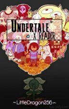 Undertale x Reader by LittleDragon256