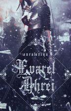 Evarel Dhrei (Kitap Kapakları) by Auralorina