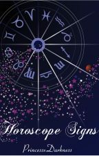 Horoscope/Zodiac Signs by Erelaveth