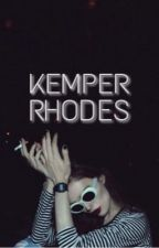 Kemper Rhodes | Calum Hood (On Hold) by broodingover