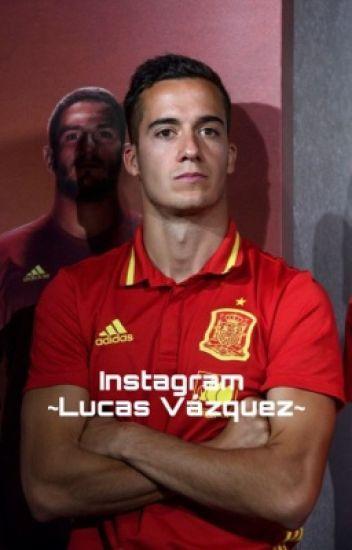 Instagram~Lucas Vázquez~ TERMINADA