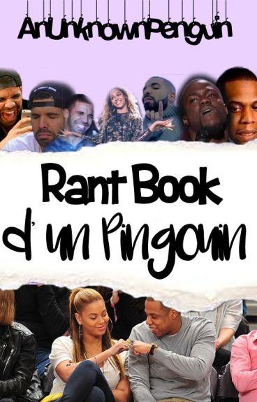 Rant Book D'un Pingouin