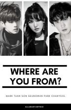 Where Are You From? by AlluraRyanthi21