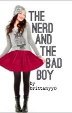 The nerd and the bad boy by brittanyy0