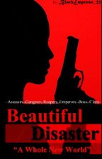 "Beautiful Disaster ""Gangster xx Assassin"" by BlackEmpress_22"