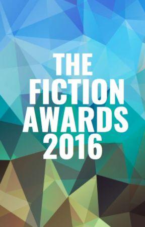 The Fiction Awards 2016 by thefictionawards