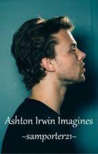 Ashton Irwin Imagines by SamPorter21