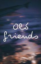 Old Friends |TaeKook by priincess_taeguk
