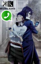 Whatsapp SaruMi (Yaoi) Y Entre Todos by Sarumi_Saruhiko