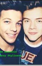 The Assassin- Larry Stylinson by pajamabanana