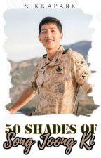 50 Shades of Song Joong Ki by nikkapark