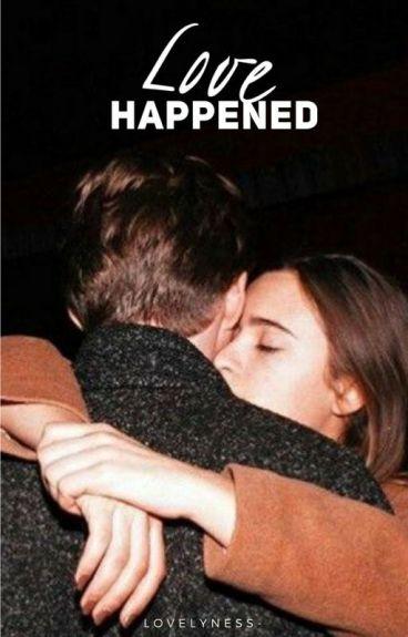 Love happened #Wattys2016
