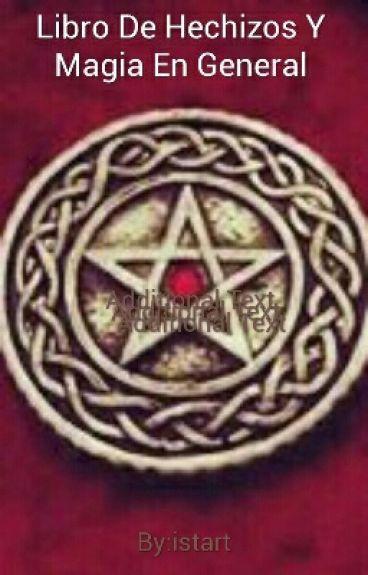 Libro De Hechizos Y Magia En General