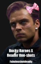 Bucky Barnes X Reader One-shots by fabulousbutdeadly
