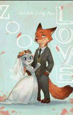 ZooLove: Judy X Nick by Dstarme