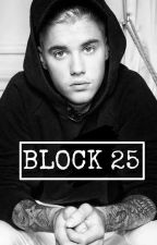 BLOCK 25  /J.B by Clemnce06