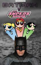 BATMAN V LES SUPERS NANAS (PARODIE) by B2soummam