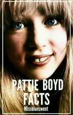 Pattie Boyd Facts.   by Missbluesweet