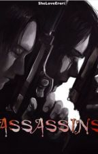 ASSASSINS //ERERI// (boyxboy)  by Jaiunefleursurmoi