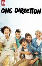 One Direction Lyrics by Mr_Spade23