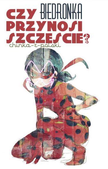 Ladybug brings happiness?- (Miraculum - Biedronka i Czarny kot)