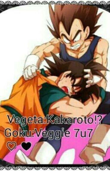 Eres Solo Mi Príncipe(Goku X Vegeta♡)