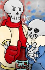 Undertale Drawing  by 2PAshleyAkumakitty