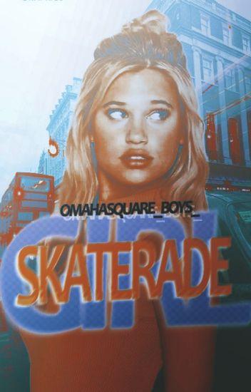 Skaterade Girl