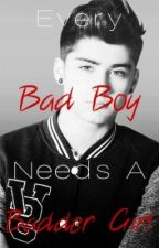 Every Bad Boy Needs A Badder Girl by NessuhBear