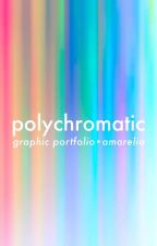 Polychromatic • Graphic Portfolio #Wattics2017 by Amarelia