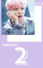 friend request | jimin | ❃ by airycakepop