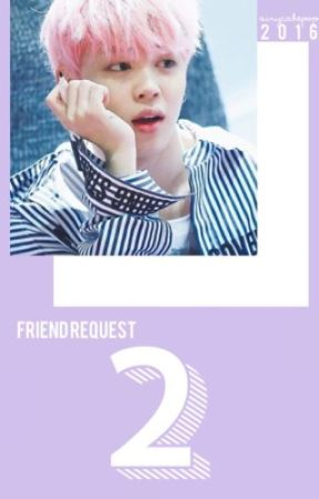 friend request | jimin | ❃ by airycakepop