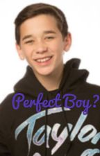 Perfect Boy|Brandon Rowland| by tiannacooke