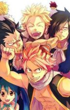 Fairy Tail's Adventures by just_another_crazy