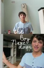 The boy next door by bratayleylibrary