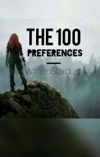 The 100 Preferences by WrittenStardust