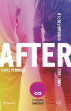 AFTER Almas perdidas by Pottertribularcha