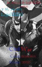 Capitán América Civil War continuación. De: lego301110 by Lego113210