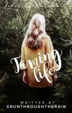 Taming Life - Luke Dunphy by xRunThroughTheRain