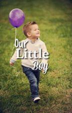 Our Little Boy {delena fanfiction} by darkesthearts