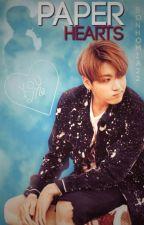 Paper hearts (Jungkook) ✓ by bonhomia22