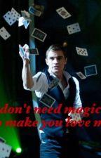 I Don't Need Magic to Make You Love Me ~Jack Wilder~ by feesha88