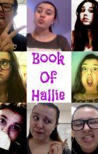Book of Hallie by dance10hallie